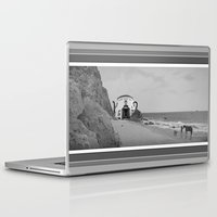 planet of the apes Laptop & iPad Skins featuring Filthy Apes by IRIS Photo & Design
