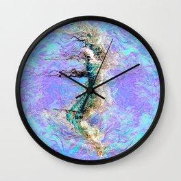 Amazing Grace Ring. Wall Clock