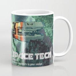 space Tech Bi-Monthley Coffee Mug