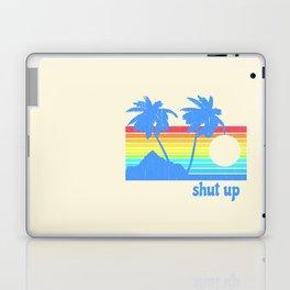 Shut Up Laptop & iPad Skin