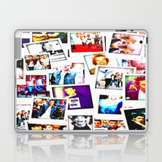 POLAROID ONE DIRECTION 1D Laptop & iPad Skin