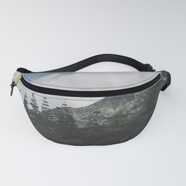 Green Mountain Lake - Hawaii Fanny Pack