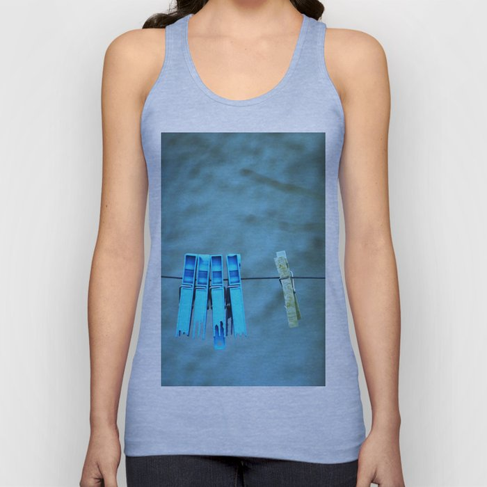 Clothesline Love Unisex Tank Top