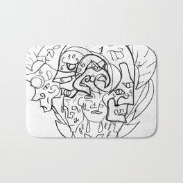 Monster Bath Mat