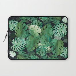Tropical Boom!!! at night Laptop Sleeve