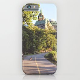 Ottawa in Summer, July 15th-17th, 2019. XLVII iPhone Case