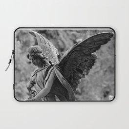 Gothic angel | Cemetary Angel | Angel decor | Stone angel Laptop Sleeve
