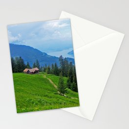 Above Interlaken Stationery Cards