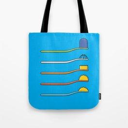 The Simpsodynes Tote Bag