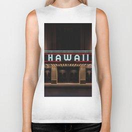 Hawaii Theater Biker Tank
