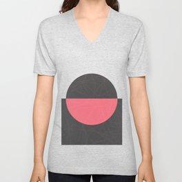 Bloody Lunar Eclipse Unisex V-Neck