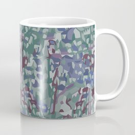 Map Collection: Medieval City Coffee Mug