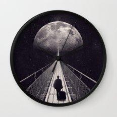 Space Trip Wall Clock
