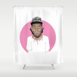 Tyler the Creator Shower Curtain