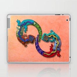Techno Geckos Laptop & iPad Skin