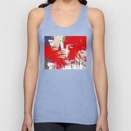 The balcony Unisex Tank Top