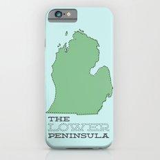 The Lower Peninsula iPhone 6s Slim Case