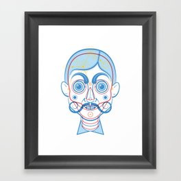 A Rare Boy Framed Art Print