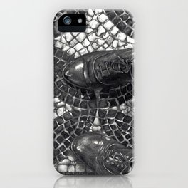 Art Beneath Our Feet Project - Budapest iPhone Case