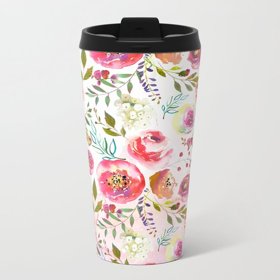 Spring is in the air #41 Metal Travel Mug