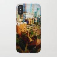 denver iPhone & iPod Cases featuring Denver by Stolen Milk