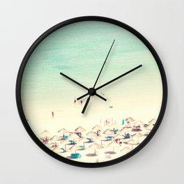 beach XVI Wall Clock