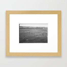 Santa Cruz - 35MM Framed Art Print