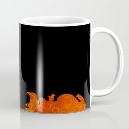 Sleek Glow Coffee Mug