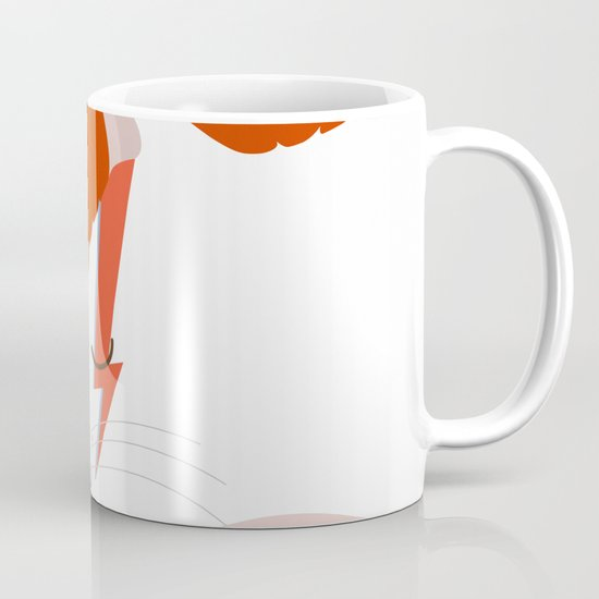 David Meowie Mug