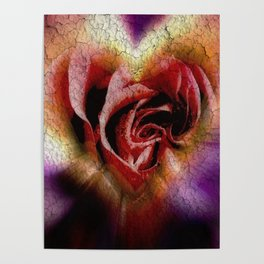 Red Rose for You Poster