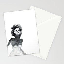 Woman XY 222 Stationery Cards
