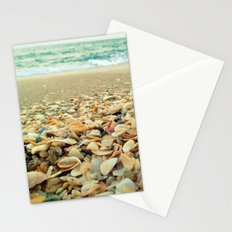 Shore and Shells Stationery Cards