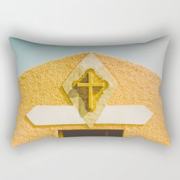 Desert Sin Rectangular Pillow