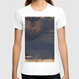 German Haunebu WWII Test Vehicle UFO T-shirt