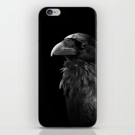 Crows Smile iPhone Skin