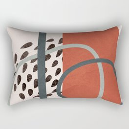 Abstract Elements 16 Rectangular Pillow