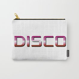 Disco Lesbian Carry-All Pouch