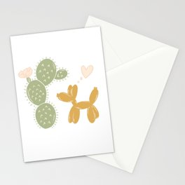 Love From Afar Stationery Cards