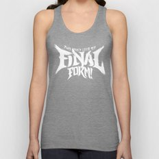 THIS ISN'T EVEN MY FINAL FORM! Unisex Tank Top