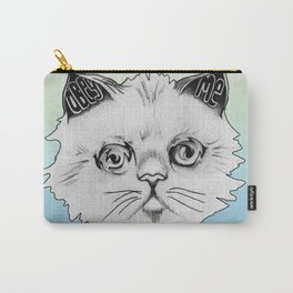 Hypno Cat Carry-All Pouch