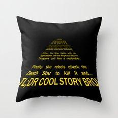 TL;DR Throw Pillow