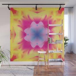Pastel Flower Wall Mural