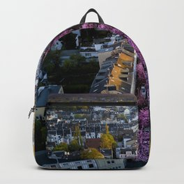 Colorful Street Backpack