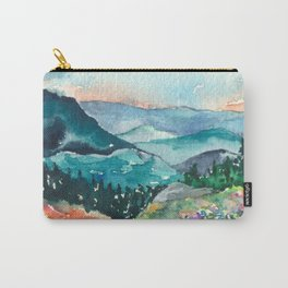 Valley of Dreams Carry-All Pouch