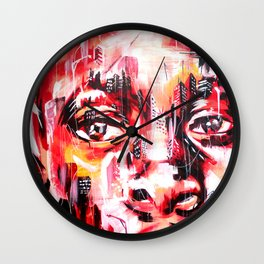 COLLECTIVE MASTERPIECE Wall Clock