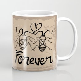 Die Hard Romantic Coffee Mug