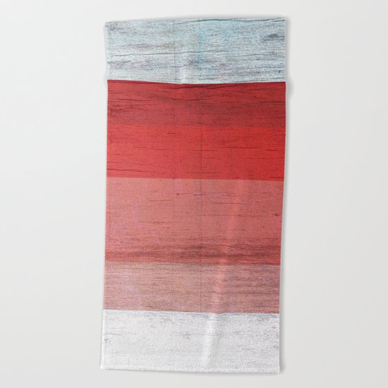 Red Sea Beach Towel