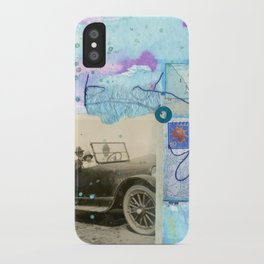 a day by the sea iPhone Case