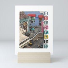 Belgrade Mini Art Print