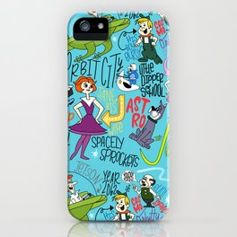 The Jetsons iPhone Case